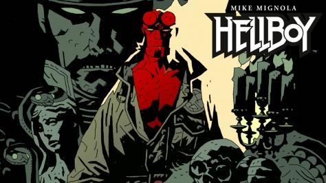Resultado de imagen para comic hellboy