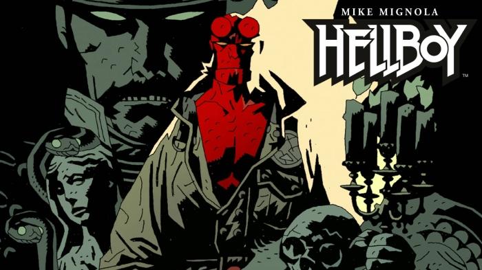 Resultado de imagen de hellboy comic