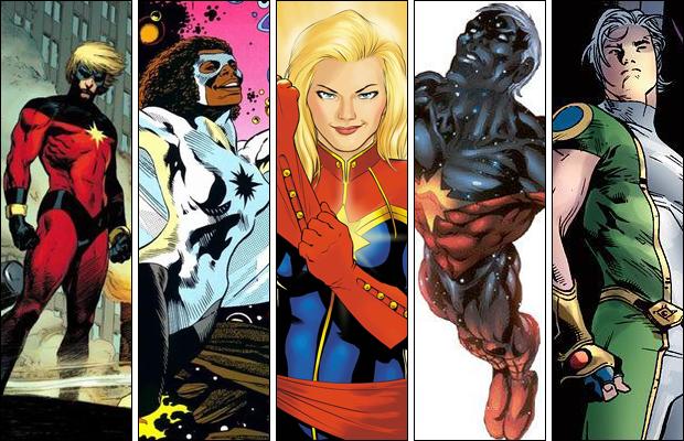 Capitan Marvel Y Los Falsos Vengadores Todo Lo Que: Todo Sobre La FASE 3 De MARVEL STUDIOS
