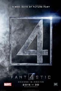 FANTASTIC FOUR teaser poster