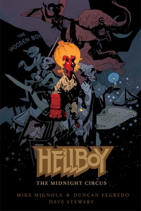 Hellboy-The-Midnight-Circus