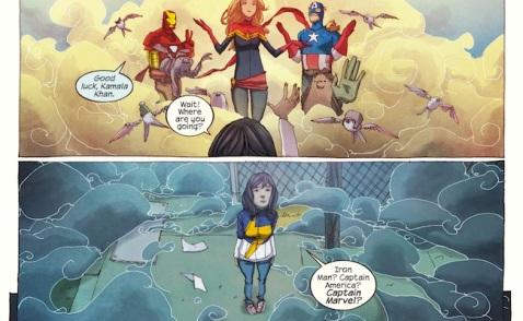 Ms.Marvel Avengers