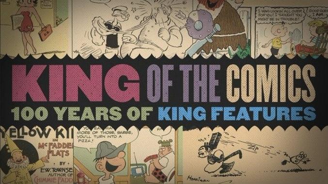King_of_the_Comics Blog