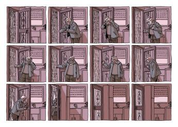 La casa - Avance - Page 1