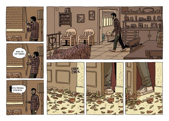 La casa - Avance - Page 7